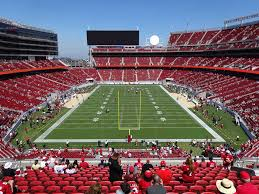 Levis Stadium View From Section 229 Vivid Seats