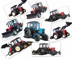 Классификация тракторов Трактора Виды тракторов