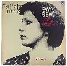 <b>Ewa Bem With Swing</b> Session - Be A Man   Płyty winylowe, Rock, Jazz