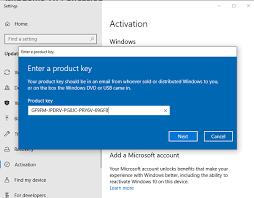 windows 10 key free 2021