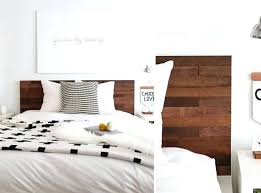 how to make a wooden headboard ideas and secrets for making wooden headboards look expensive 8