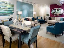 Living Room Decor Colors Decorate With Bold Color Hgtv