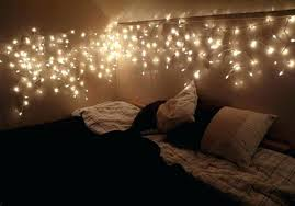 Attach String Lights To Wall