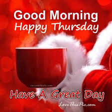 Good Morning Happy Thursday Quotes Best of Christmas Good Morning Happy Thursday Quote Pictures Photos And