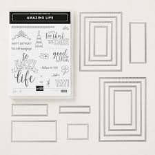 Image result for stampin up amazing life