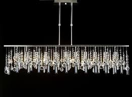 if you saw the mr and mrs smith with brad pitt and angelina jolie you might remember their super dramatic formal dining room chandelier from the