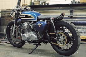 honda cb750 custom bike exif