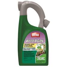 oxalis weed killer. Wonderful Weed Ortho Weed B Gon 32 Oz Chickweed Clover And Oxalis Killer For Lawns Ready With Home Depot
