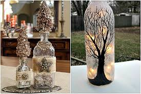 Wine Bottles Decoration Ideas Ideas Home Garden Architecture Furniture Interiors Design 71