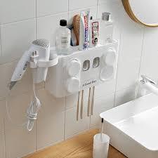 auto toothpaste dispenser toothbrush