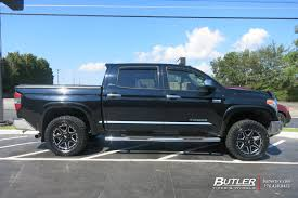 Toyota Tundra with 20in Grid Offroad GD6 Wheels exclusively from ...
