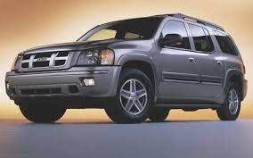 Recalled: 250,000 Chevy Trailblazer, GMC Envoy, Buick Rainier, and ...