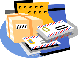 Image result for parcels clipart