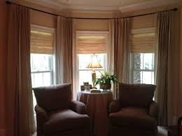 Living Room Curtain For Bay Windows Curtains For Bay Windows Living Room Home Interiors Unique