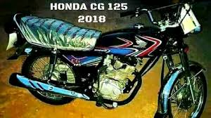 2018 honda bike 125. exellent 125 honda cg 125 2018 new model picture leak out on pk bikes and honda bike h