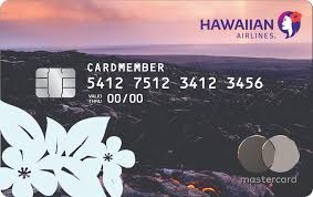 hawaiian airlines improves their co branded credit card pizza in motion
