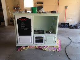Play Kitchen From Old Furniture Play Kitchen For 5 Year Old Wandaericksoncom