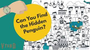 The hidden objects games at gamesgames.com will test your visual perception abilities to their limits! Can You Find The Hidden Object In This Picture Find The Penguin In 40s Youtube