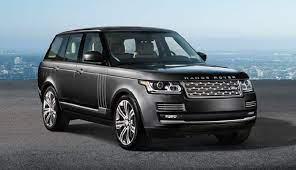 Range Rover Full Size Luxury Suv Land Rover Usa Range Rover Hse Range Rover Black Range Rover