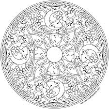Collection Of Free Crazy Drawing Mandala Download On Ui Ex