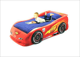 full size car bed ding little tikes crib bedding sets race frame