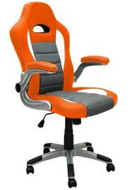 coloured office chairs. Contemporary Office Bright Orange Coloured Office Swivel PC Chair In Finish For Chairs