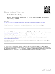 coherence cohesion and writing quality pdf available