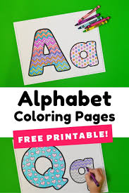 Each sheet features the upper and lowercase letters plus a variety of clipart featuring the same beginning sound. Free Printable Alphabet Coloring Pages For Preschoolers