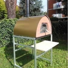 indoor wood fired pizza oven 70x70 bronze version 2016