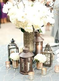 decorative lanterns wedding centerpieces rustic for weddings lantern decoration ideas centerpiece wooden