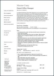 Resume For Office Manager Position Sample Resume For Office Manager Position Sample Assistant Front