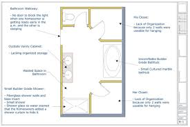 bathroom remodel layout. Modren Remodel Tempe Bathroom Remodel Contractor Space Planning Intended Layout O