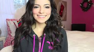 bethany mota my winter makeup routine
