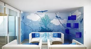 mural : Satisfying Small Wallpaper Window Murals Noticeable Small ...