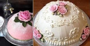 Swedish Princess Cakes Dome Cakes Cake Geek Magazine