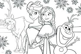Frozen Coloring Pages And Games Disney Colouring Pdf For Education