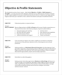 Perfect Objective For Resume Stunning Resume Objective For Any Position Musiccityspiritsandcocktail