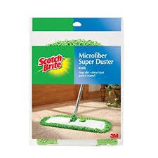 scotch brite microfiber super duster mop refill