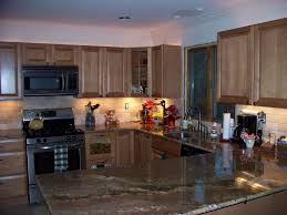 Granite Tops For Kitchens The Best Backsplash Ideas For Black Granite Countertops Home And