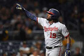 Washington Nationals blow lead in 9th ...