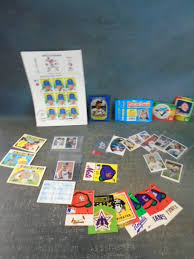 St Vincent, Nolan Ryan Commemorative Stamp and Vintage Sports Stickers and  Stamps | January Consignment #1 | K-BID