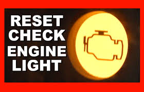 How To Reset Your Check Engine Light with no special tools - YouTube