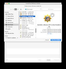 Install a known application from an installer file | CrossOver ...