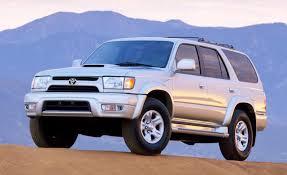2001 Toyota 4Runner Walkaround - YouTube