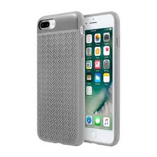 iphone 7 plus silver front. incipio haven advanced iphone 7 plus case - silver back/front angle iphone front