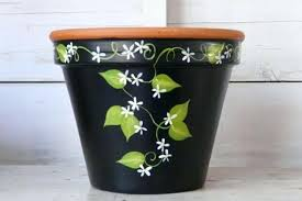 Pot Decoration Designs Flower Pot Decoration Ideas Clay Flower Pots Craft Ideas Make These 80