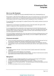 Sample Business Plan Pdf Free Security Company Consulting Template