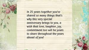 quotes on wedding anniversary for parents tbrb info Silver Wedding Anniversary Emcee Script silver wedding anniversary quotes for pas tbrb info Wedding Reception Program