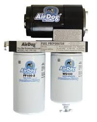 airdog® the original fuel air separation system to optimize airdog® the original fuel air separation system