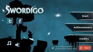 Android Game Menu Design Game Menu Screen For Swordigo On Android Games Movie